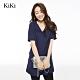 【KiKi】上班族質感五分袖-襯衫(二色). product thumbnail 1
