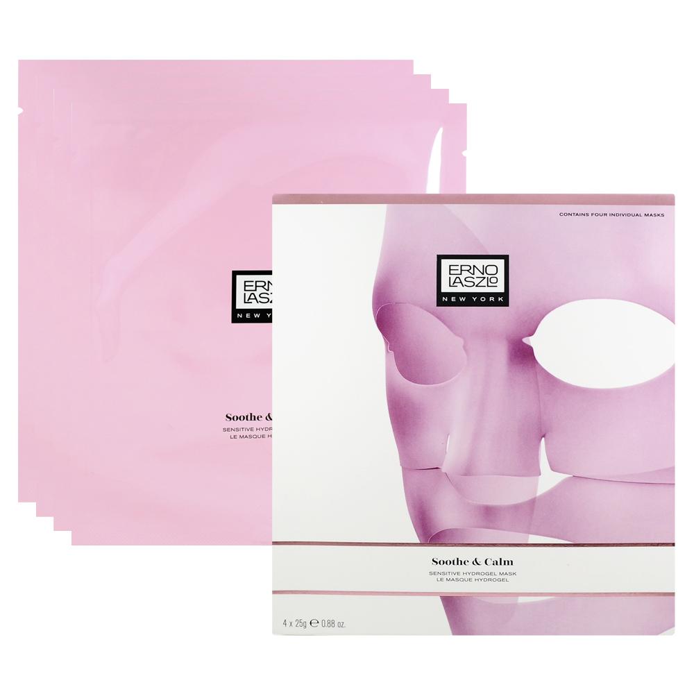 ERNO LASZLO 奧倫納素 超肌潤 玫瑰果凍面膜 4x25g