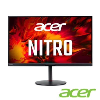 Acer XV272U KV 27型IPS 2K電競螢幕 支援FreeSync Premium 1ms 170Hz
