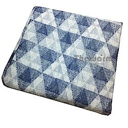 Thewarm韓國七段恆溫定時電熱毯(雙人) 藍色