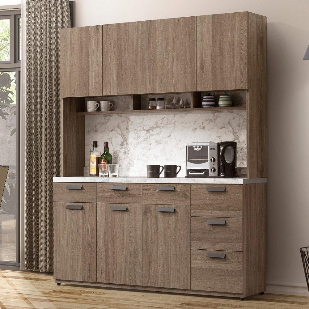 MUNA 肯尼士5.3尺餐櫃(全組) 160X40X197cm