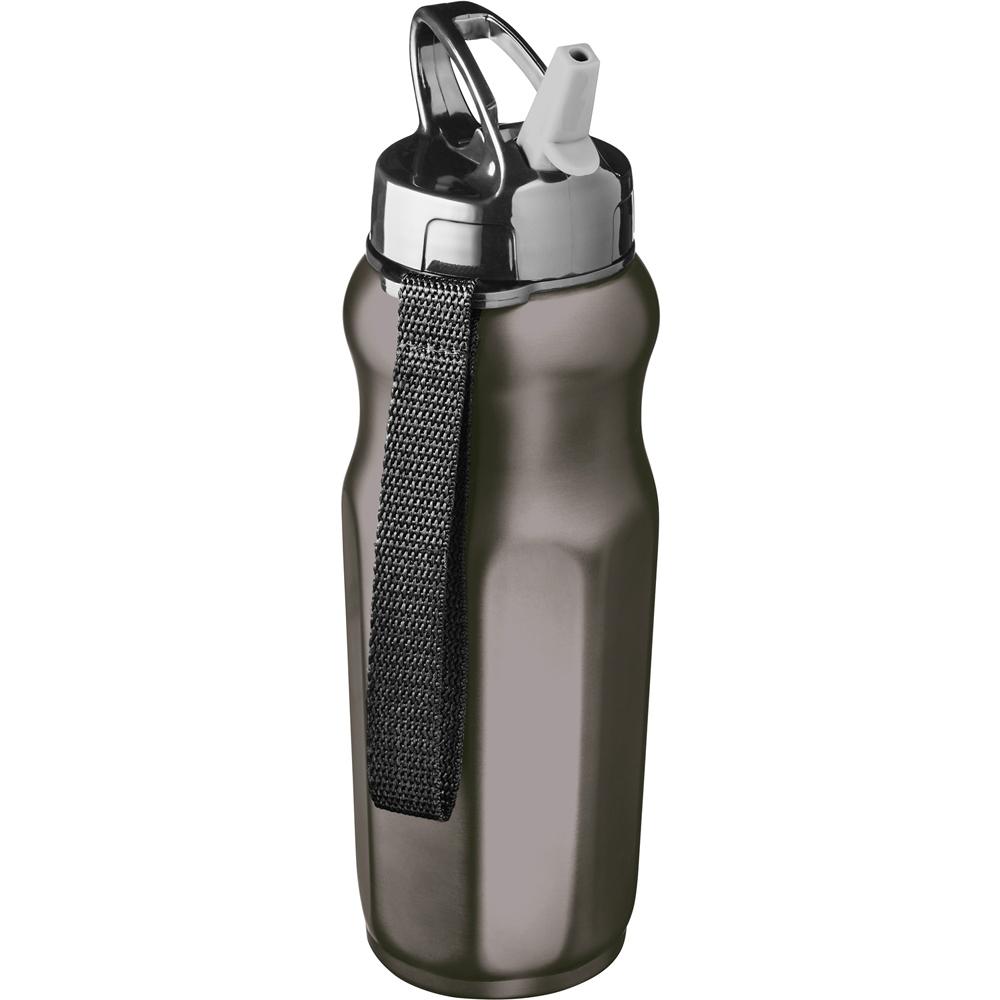 《REFLECTS》不鏽鋼輕攜運動水瓶(消光黑800ml)
