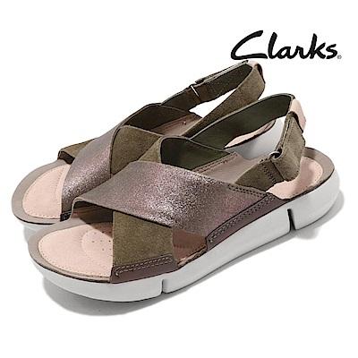 Clarks 涼拖鞋 Tri Chloe 三瓣底 女鞋