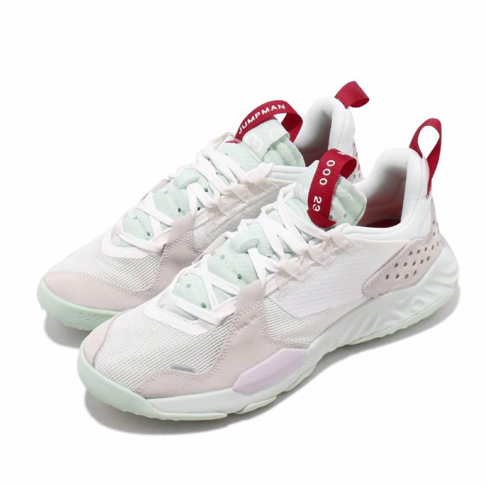 Nike 休閒鞋 Jordan Delta 冠希著 男鞋 Jade Aura 喬丹 React 綠 白 CD6109100