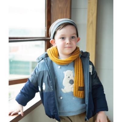 PIPPY保暖舖棉外套 藍