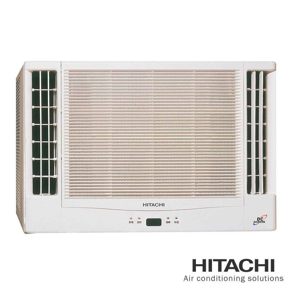 HITACHI 日立  10-12坪 變頻冷專雙吹窗型冷氣 RA-68QV