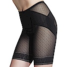 【ohoh-mini 孕婦裝】加長版產後輕機能無痕塑束褲(黑色)