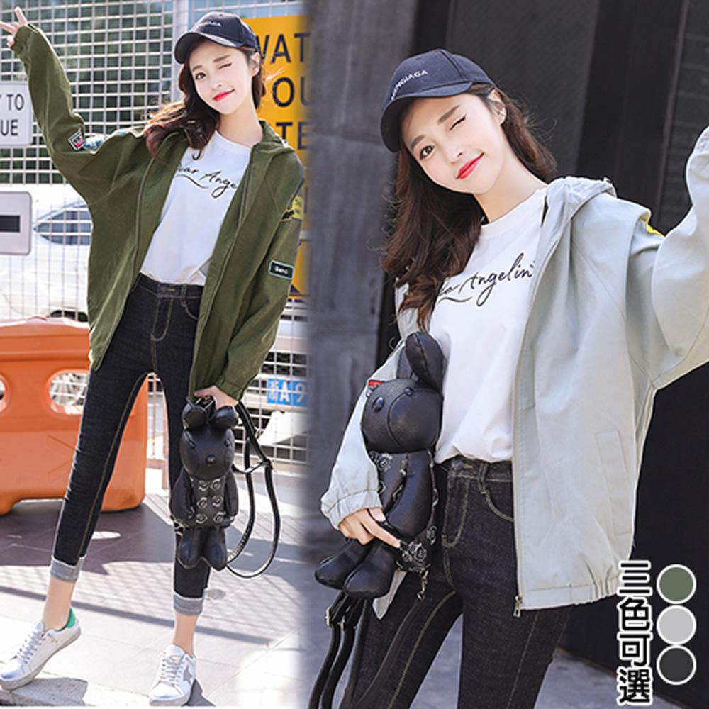 【韓國K.W.】軟萌系清秀迷情時尚外套-3色