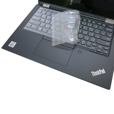 EZstick  Lenovo ThinkPad L13 YOGA 專用 奈米銀抗菌 TPU 鍵盤膜