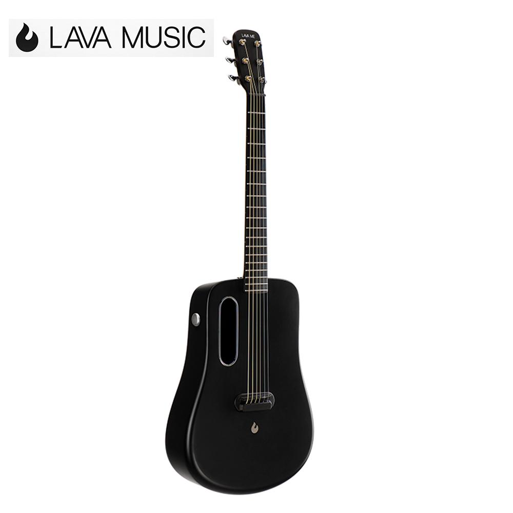 LAVA ME 2 L2 電民謠吉他 酷炫黑色款