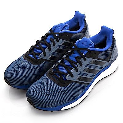 ADIDAS SUPERNOVA M 男慢跑鞋 CG4020 藍