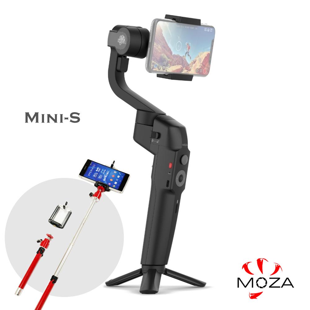 MOZA 魔爪 Mini-S 手機三軸穩定器 (公司貨)
