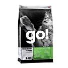 Go! 80%淡水鱒魚 4磅 全貓 無穀天然糧