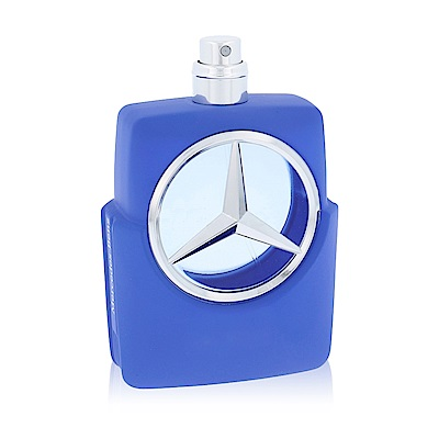 Mercedes Benz 賓士紳藍爵士男性淡香水100ml tester