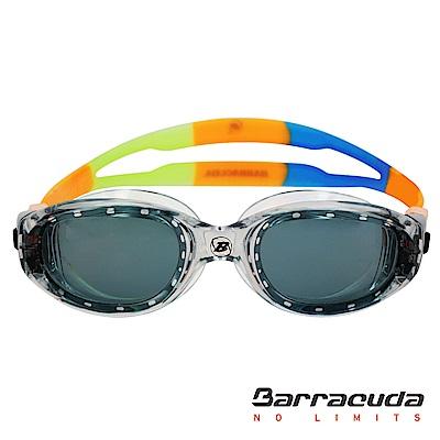 美國Barracuda青少年運動型抗UV防霧泳鏡 MANTA JR #14220