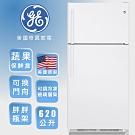 【GE 奇異】584L 上下門冰箱(純白 GTS21FGWW)