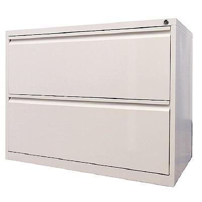 MADESK Storage鐡櫃檔案櫃文件櫃-白色