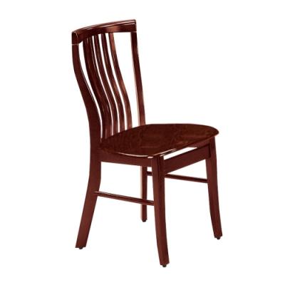 Bernice-布魯諾實木餐椅/單椅-40x43x89cm