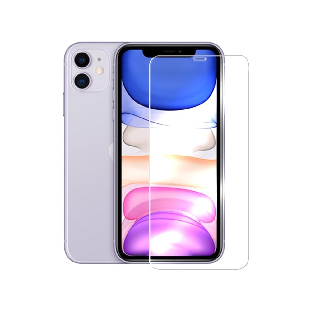 LUCCIDA Apple iPhone 11 超極薄9H玻璃膜