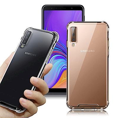 CITY For Samsung Galaxy A7 2018 軍規5D防摔手機殼