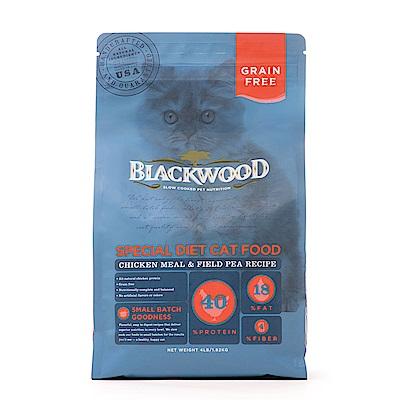 柏萊富 特調無穀全齡貓配方 (雞肉+豌豆) 13.23磅 兩包組