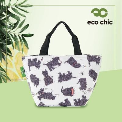 【英國ECO】時尚保冷袋-蘇格蘭獵犬(100%再生環保纖維布料)(快)