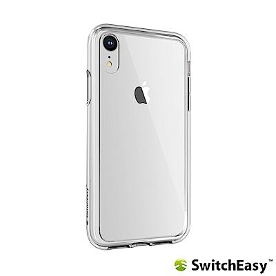 SwitchEasy Crush iPhone XR 吸震防摔保護殼-透明