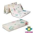 親親Ching Ching XPE可愛大象摺疊地墊 (遊戲墊、爬行墊)
