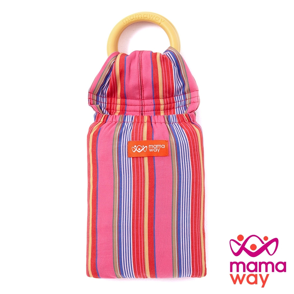 【mamaway 媽媽餵】櫻桃小丸仔育兒背巾