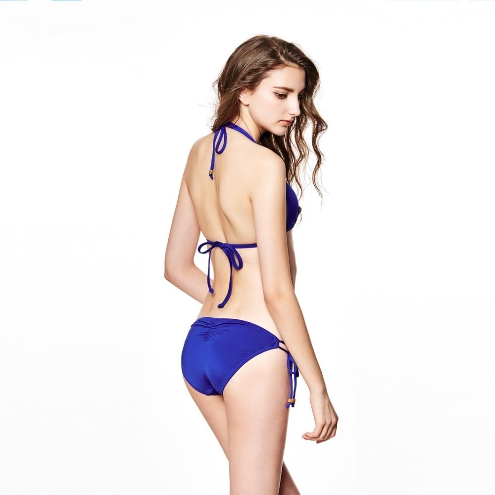 WAVE SHINE-二代 側綁帶美型提臀款泳褲-女【B5WS006】