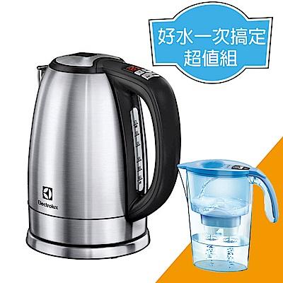 伊萊克斯 1.7L智慧溫控電茶壺/熱水壺 EEK7700S