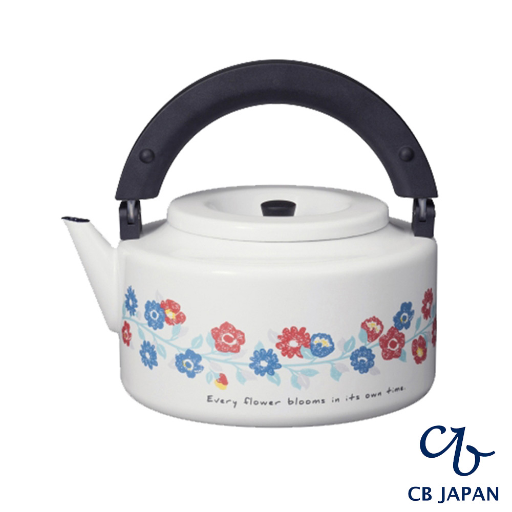 CB 北歐系列琺瑯泡茶兩用壺/露營水壺/茶壺/熱水壺/泡茶