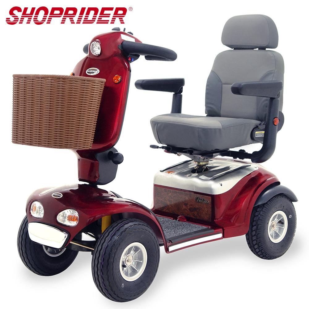 (無卡分期-12期)SHOPRIDER TE-889SL必翔電動代步車(C型把手) product image 1