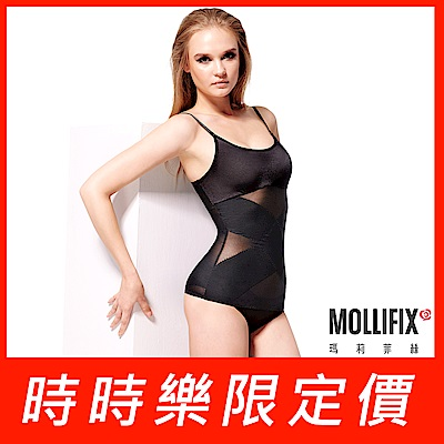 [時時樂限定]Mollifix經典牛仔肚全系列均一價$390