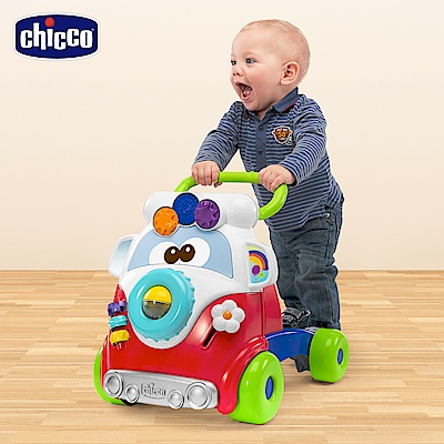 chicco-歡樂皮皮助步車