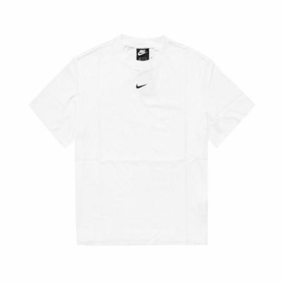 Nike T恤 NSW Essential Top 休閒 女款 圓領 棉質 基本款 短袖 穿搭 白 黑 CT2588100