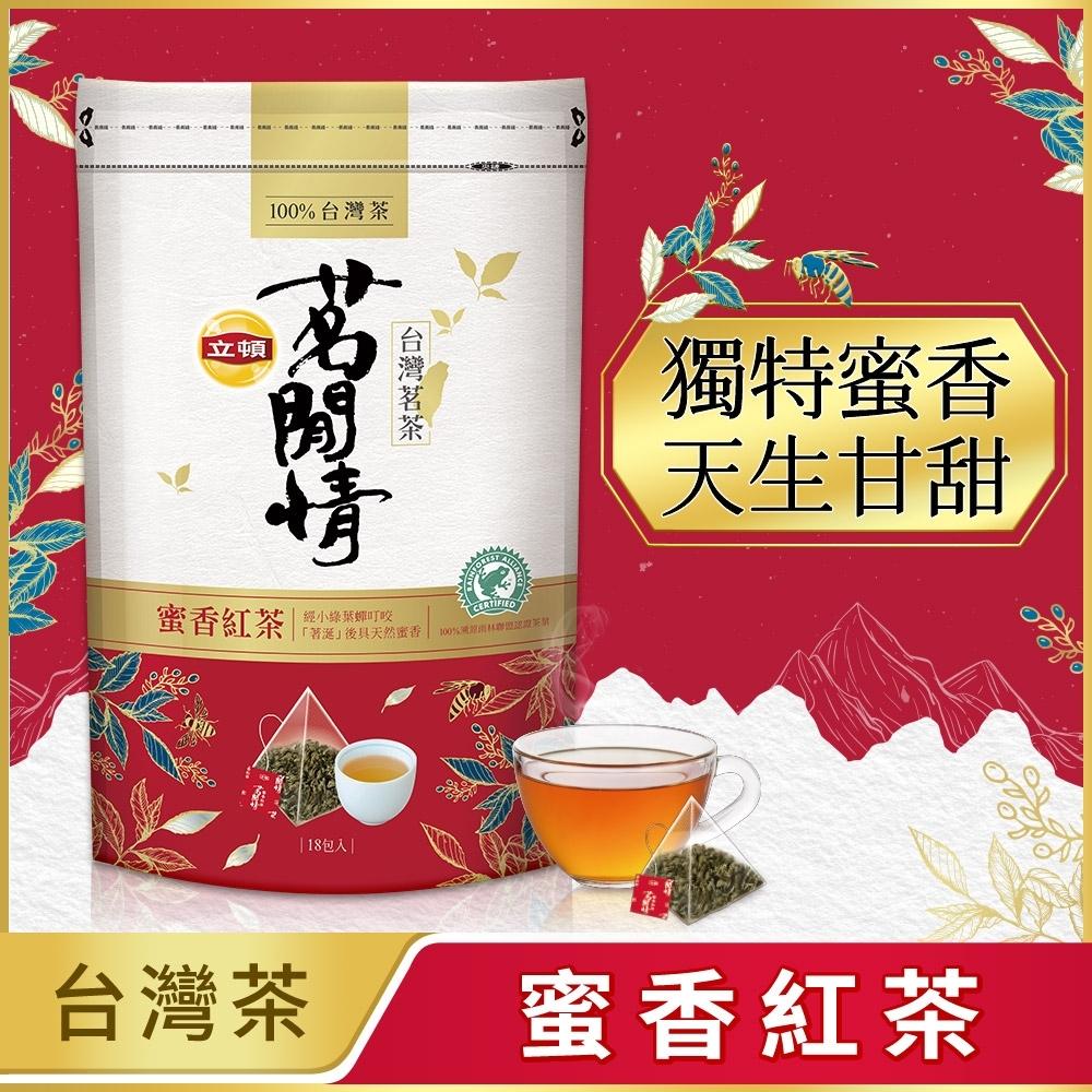立頓 茗閒情蜜香紅茶(18入/包)
