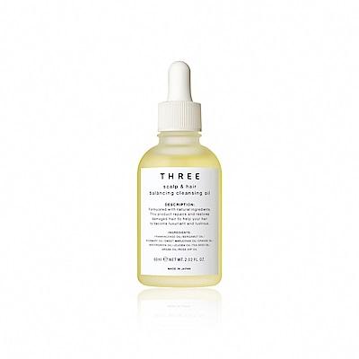 (即期)THREE 平衡頭皮淨化晶油60ml