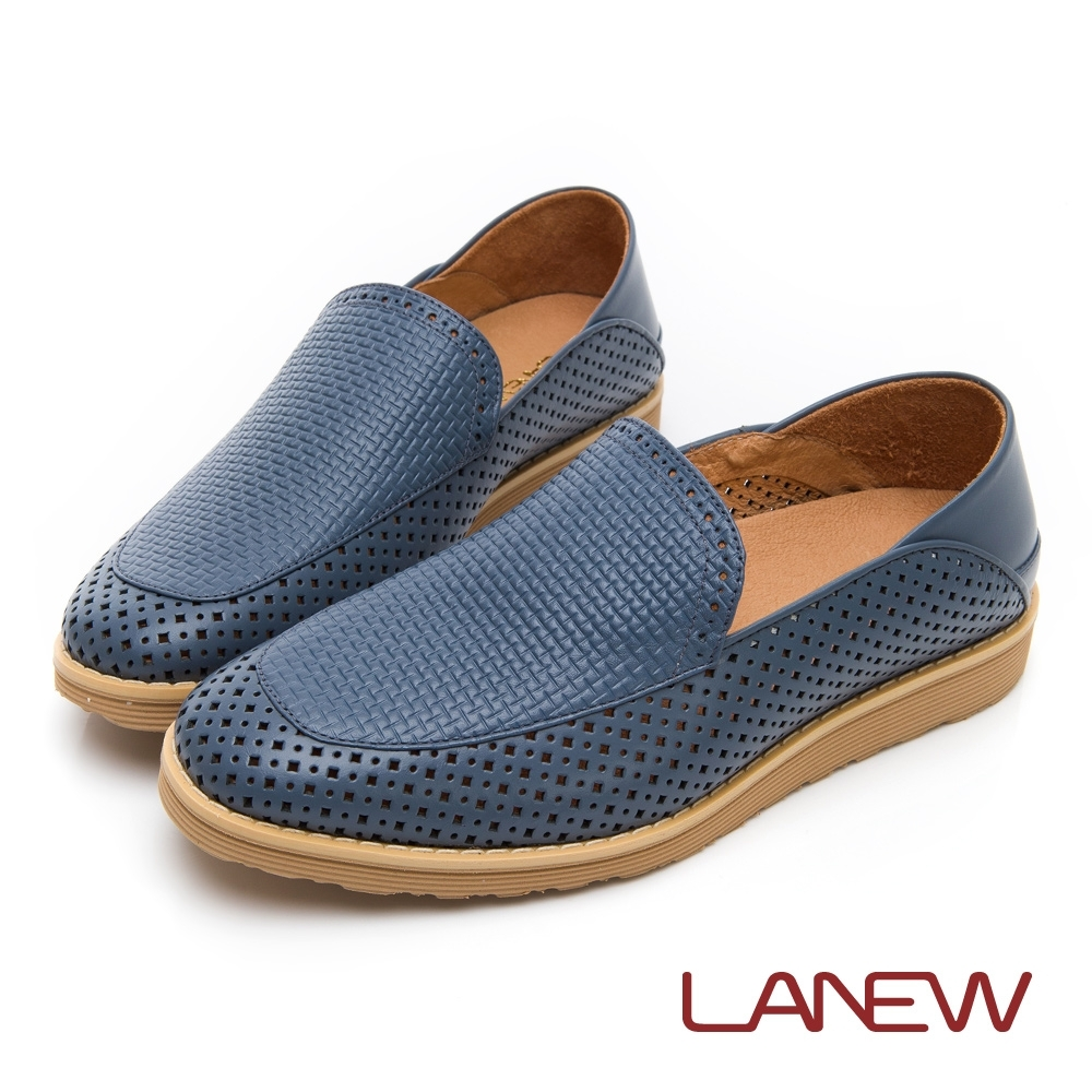 LA NEW Q Lite 輕量 樂福鞋 懶人鞋(女225023876)
