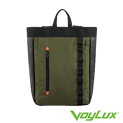 VoyLux伯勒仕-VESSEL系列-多用托特包-3880113A-軍綠色