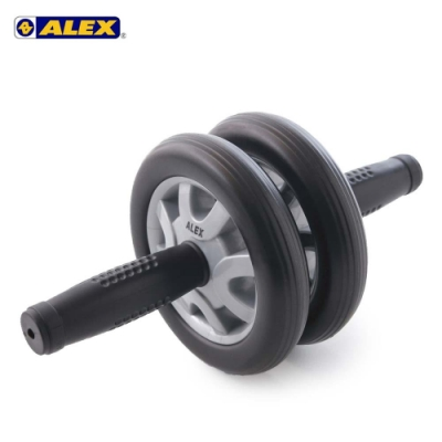 ALEX 雙輪式滾輪輪直徑14cm