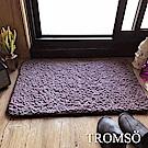 TROMSO 北歐風尚小羊絨吸水地墊-浪漫紫