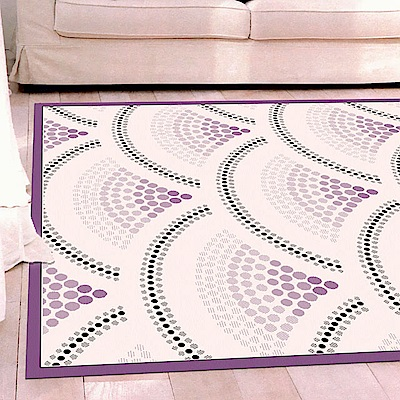 范登伯格 - 荷莉 進口地毯 - 舞扇 (中款 - 140 x 200cm)