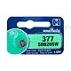 muRata村田(原SONY) 鈕扣型 氧化銀電池 SR626SW/377 (5顆入) product thumbnail 1