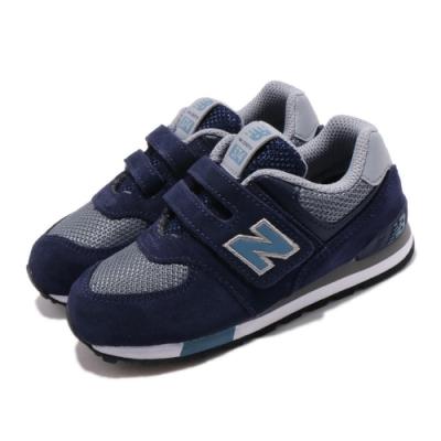 New Balance 慢跑鞋 IV574FNDW 童鞋