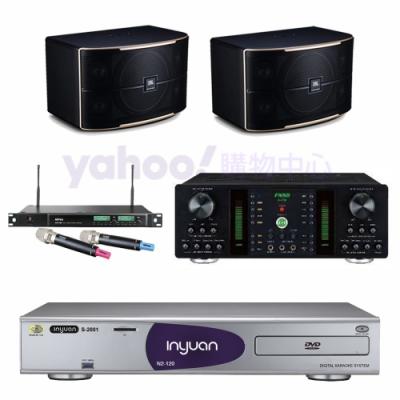 音圓 S-2001 N2-120+FNSD A-250+ACT-589+Pasion 10(伴唱機4TB+卡拉OK套組)