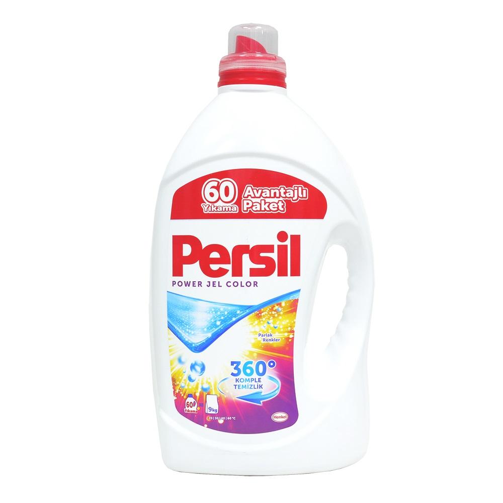 Persil 酵素洗衣凝露4.2L(60杯)-亮彩護色
