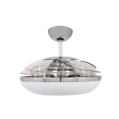 VENTO芬朵 46吋燈扇 MELA蘋果系列 透明葉片 不含安裝