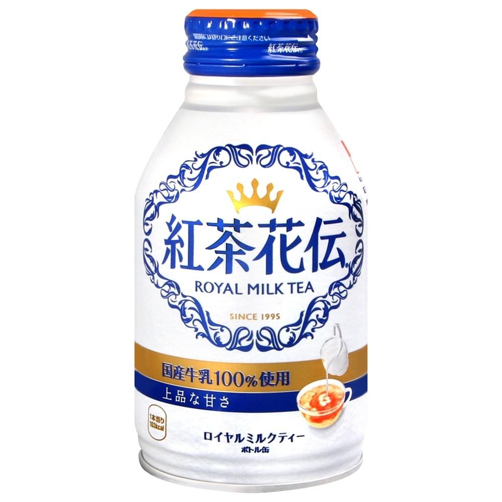 Coca-Cola 紅茶花傳皇家奶茶(270ml)