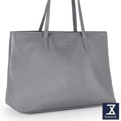 74盎司Fashion 簡約托特包[LG-897-FA-W]灰
